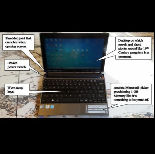 Laptop.Portrait